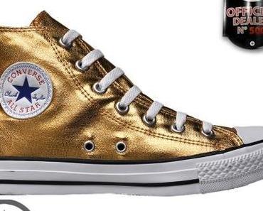 #Converse Chuck Taylor All Star #Chucks 118515 Hi Gold HI
