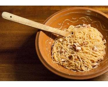 Oktopus Spaghetti