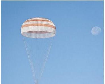 """Regen in San Antonio - """"Mond""""-Landung in Kasachstan - Wind auf Avalon"""
