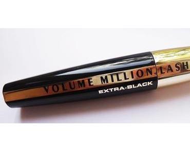 Review: L'Oreal Paris Volume Million Lashes - Extra Black Mascara