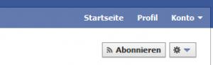 """Fremden bei Facebook folgen ab jetzt möglich – """"Abonnieren"""" Funktion freigeschaltet"""