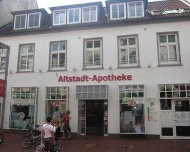 Apotheken in aller Welt, 162: Schleswig, Deutschland