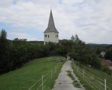 Zweitages-Tour am 06-Weg, Kaumberg – Kieneck –Unterberg – Gutenstein, 15./16.09.2011