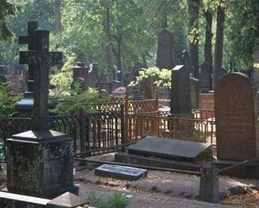 Der Hietaniemi  Friedhof in Helsinki