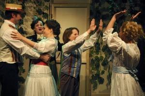 Mary Poppins und ihre verrückten Einfälle (Spielzeit 2010/11)