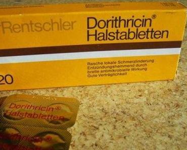 Alt und Neu: Dorithricin