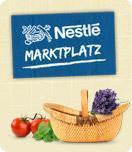 Nestlé Marktplatz: Bald auch mit Produkttests