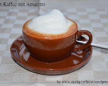 Tassenparade?! Nr. 6 – Zimt-Kaffee mit Amaretto
