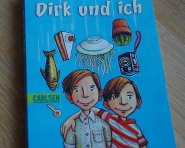 Dirk und ich.