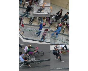Street-Fashion in Japan (Osaka)