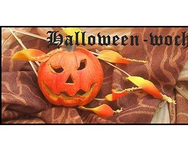 •○°Start: Halloween-woche + halloweenöses Nageldesign°○•