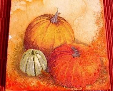 Goldener Herbst...