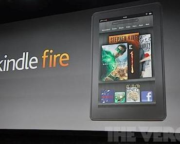 "Amazon Tablet ""Kindle Fire"" – Da ist das Ding!"