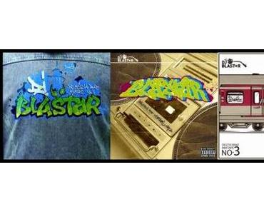 DJ Blastar – Deutschrap Mixtape Trilogie
