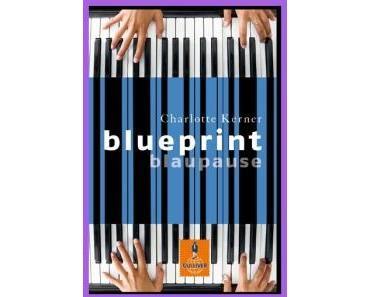 Rezi: Blueprint Blaupause von Charlotte Kerner
