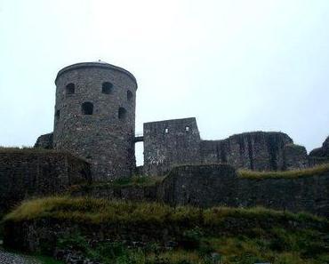 Kungälv und die Festung Kungälv