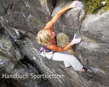 """Neues """"Handbuch Sportklettern"""""""