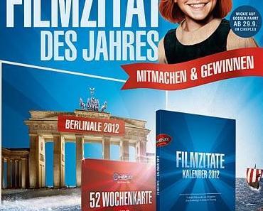 CINEtolgie, Cineplex und die Filmzitate 2011