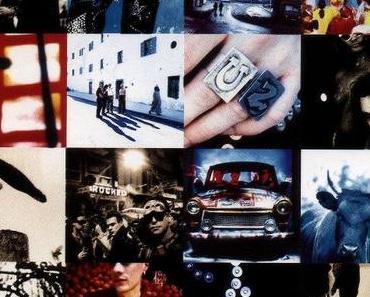 """U2 geben Tracklistings ihrer """"Achtung Baby"""" Jubiläumsausgaben bekannt"""