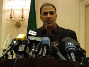 Libyen: Interview mit Dr. Moussa Ibrahim (1.10.2011)