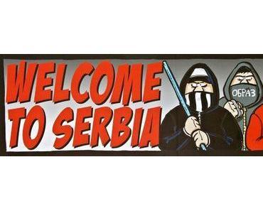 An einem Sontag in Belgrad