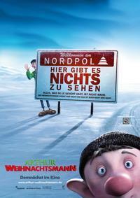 Neuer 'Arthur Weihnachtsmann'-Trailer