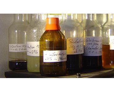 Stammlösungen - Parfum selber mischen