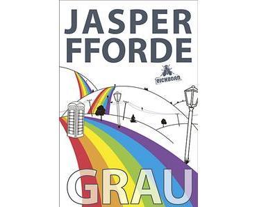 {Rezension} Grau von Jasper Fforde