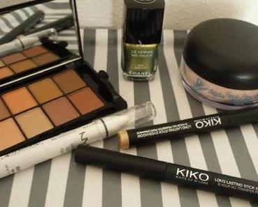 Beauty Shopping - KIKO, Chanel, Rival de Loop