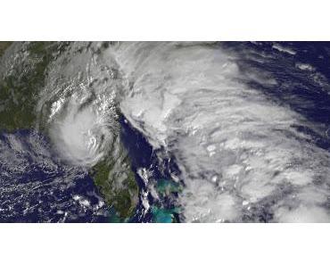 Florida: Gefühlter Sturm zieht nach Norden und hinterlässt Überschwemmungen - und vielleicht auch einen Tornado