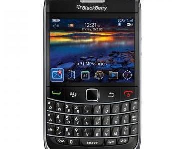 Blackberry – (un)professioneller Systemausfall…