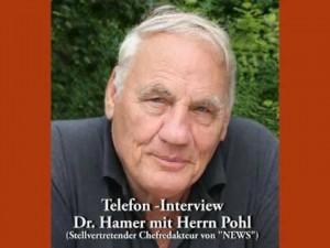 Leserbeitrag zu Dr. Hamer / Neue Germanische Medizin