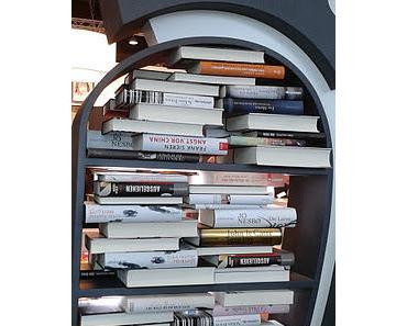 """""""Ich hab mir das Paradies immer wie eine Art Bibliothek vorgestellt"""" (Jorge Luis Borges)"""