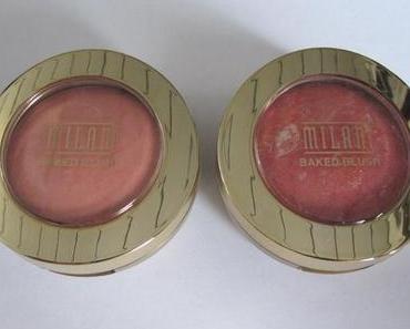 Review: MILANI Baked Powder Blush – 05 Luminoso + 08 Corallina