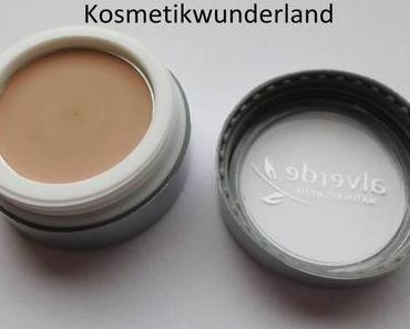 alverde creme to powder Concealer