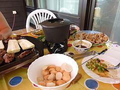 Bilder vom BBQ Grill alà Taco – 24.04.2011