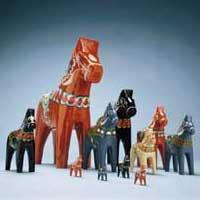 Was haben Dalapferd und Weihnachten miteinander zu tun?