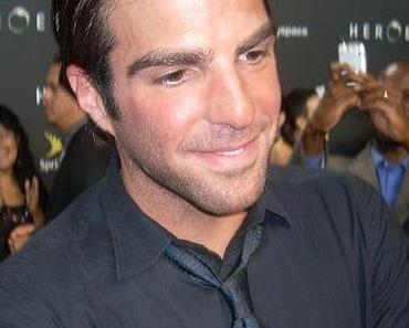 """Heroes""-Star Zachary Quinto outet sich als homosexuell"