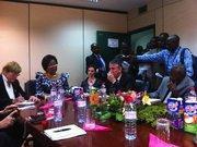 Kontinent der Chancen: Besuch in den Republiken Kongo und Côte d'Ivoire