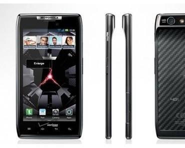 Motorola Droid Razr: Das dünnste Smartphone der Welt
