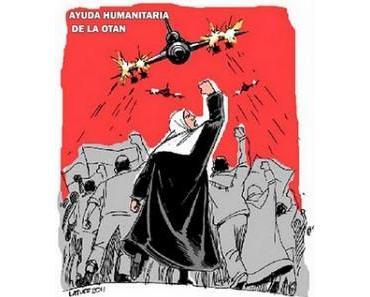 Libyen, Bani Walid: NTC-Sieges-Lügen und NATO-Einsatz verbotener Waffen