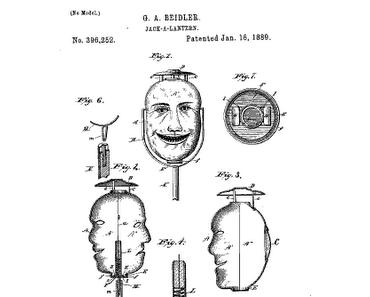 Das Patent auf die Halloweenlaterne