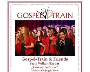 "Volkan Baydar bei ""Gospel Train"" in Hamburg"