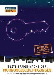 Berlin: Festivalisierung der Wohnungsnot