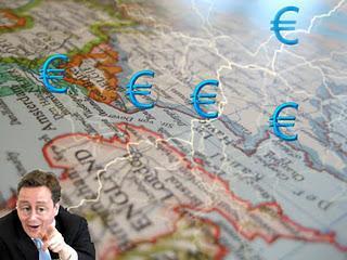Die Eurokrise schafft Anreize für britische Erpresser