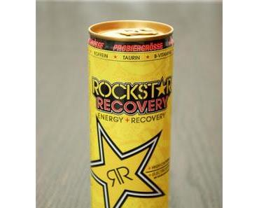 Kurz-[Review] Rockstar Energydrink Recovery