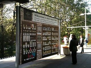 Mobiles Plakatshopping mit dem Smartphone