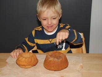 Kuchen ohne Backpulver?
