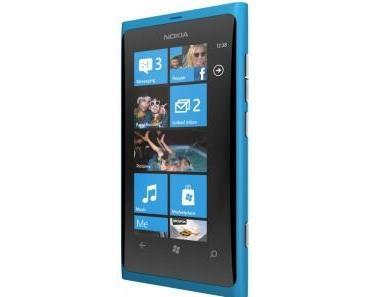 Erste Nokia-Windows-Smartphones offiziell vorgestellt