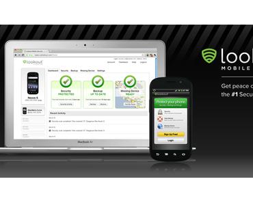 Mehr Sicherheit für Android Tablets. Look Security nun für Tablets verfügbar.